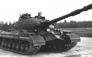 Опытный танк «Объект 272М» (СССР)