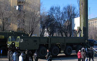 Опытная баллистическая ракета 15Ж66 «Скорость» (СССР)
