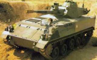 Машина огневой поддержки FSCV-90 (Австрия)