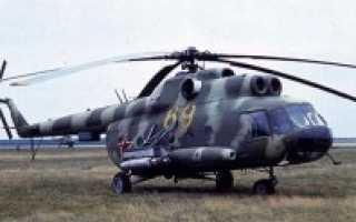 Многоцелевой вертолёт Ми-8 (Россия)
