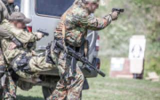 «Красная тактика» — первая помощь в боевых условиях