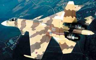 Проект ударного самолёта Су-37 (СССР)
