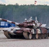 Основной боевой танк Т-72 (СССР)