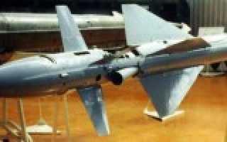 Опытная ракета малой дальности К-6 (К-6В) (СССР)