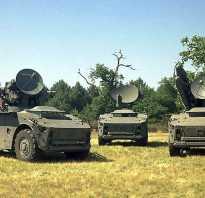 Зенитный ракетный комплекс Crotale (Франция)