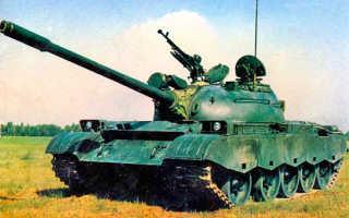 Основной боевой танк Type 69 (WZ121) (Китай)