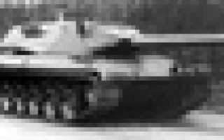 Экспериментальный танк «Keiler» (Германия)