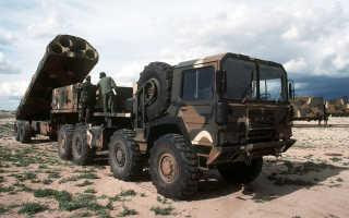 Ракетный комплекс средней дальности BGM-109G Gryphon (США)