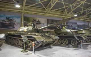 Средний танк Т-62 (СССР)