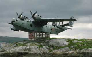 Самолет-амфибия Бе-6ТР (СССР)