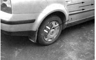 Стрельба и ведение боя из машины