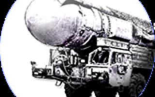 Межконтинентальная баллистическая ракета 8К69 Р-36орб (СССР)