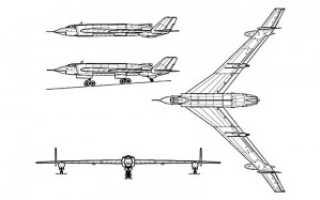 Проект стратегического бомбардировщика Ил-52 (СССР)