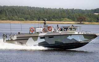 Десантный катер проекта 02510 БК-16 (Россия)