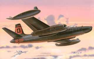 Бомбардировщик North American B-45 «Tornado» (США)
