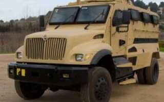 Бронеавтомобиль Navistar MaxxPro (США)