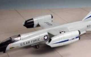 Проект истребителя-бомбардировщика Bell D-188A / XF-109 / XF3L (США)