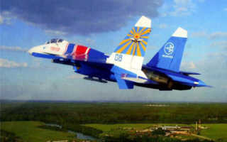 Многоцелевой истребитель Су-27М (СССР)