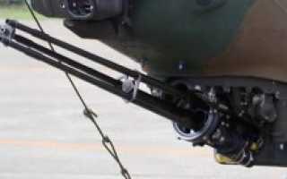 Авиационная пушка M197 Gatling (США)