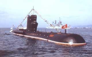 Проект подводный лодки пр.П-611 (Россия)