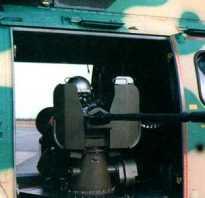 Авиационная пушка GIAT M621 (Франция)