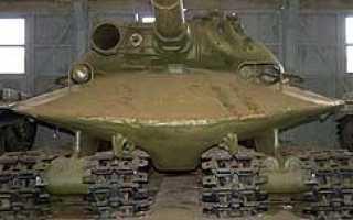 Опытный танк «Объект 278» (СССР)