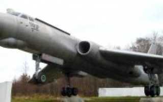 Постановщик активных помех Ту-16П (Россия)