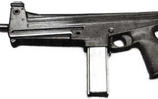 Пистолет-пулемёт Yati-Matic (Финляндия)