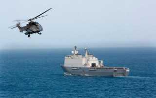 Десантный вертолетный корабль-док типа L50 «Galicia» (Испания)