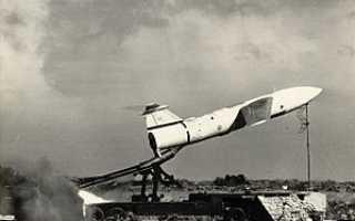 Крылатая ракета большой дальности MGM-1 Matador / TM-61 (США)