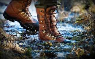Как сохранить ноги в тепле и сухости – советы от рейнджера и парамедика