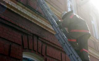 Как заранее подготовиться и выжить при пожаре в здании