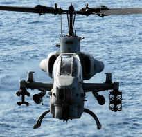 Вертолет AH-1S Cobra (США)