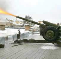 Буксируемая гаубица 2А18 Д-30 (СССР)