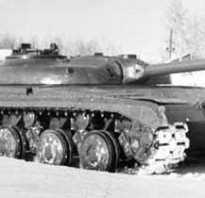 Опытный танк «Объект 775» (СССР)