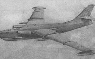 Проект ракетоносца Бе-10Н (СССР)