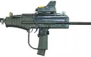 Опытный пистолет-пулемёт MSMC (Индия)
