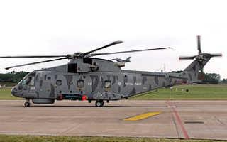 Палубный противолодочный вертолёт EH-101 Merlin (Европа)