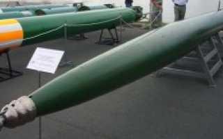 Противолодочный ракетный комплекс BA-111 «Шквал» (СССР)