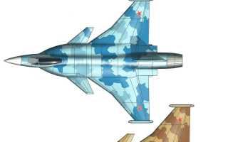 Проект легкого ударного самолета F/A-259 Striker (Чехия)