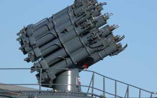 Ракетный противолодочный комплекс К89Р РПК-5 «Ливень» (Россия)