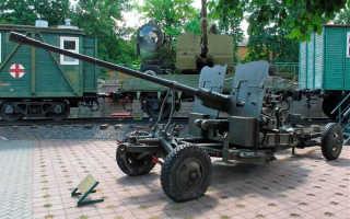 Зенитная пушка С-60 (СССР)
