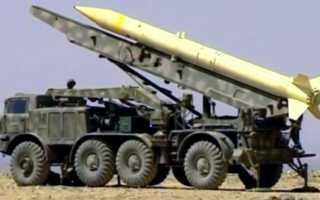 Тактический ракетный комплекс «Луна-М» (СССР)