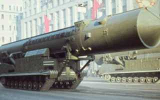 Межконтинентальная баллистическая ракета 8К99 РТ-20 (СССР)
