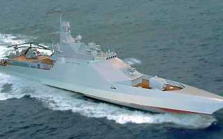 Сторожевой корабль проекта 22500 (Россия)