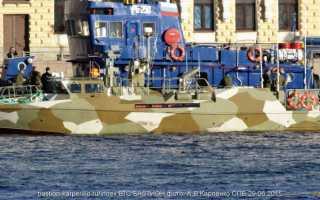Патрульные катера проекта 03160 «Раптор» (Россия)