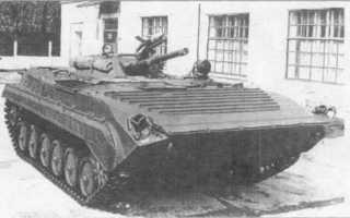 Боевая машина 9П110 с ПТРК 9М14 «Малютка» (СССР)
