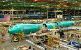 Проект размещения МБР MX на самолете Boeing MC747 (США)