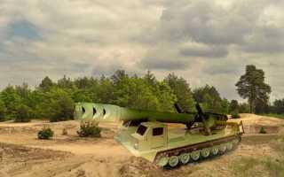 Опытная ракетная система Д-80 / Д-80С (СССР)
