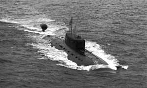 Подводная лодка Проект 945 «Sierra I» (СССР)